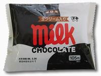 チロルチョコパンのミルク