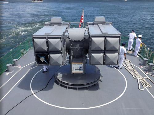 護衛艦やまゆき