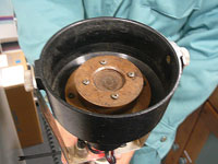 「熱」用の検査する器具